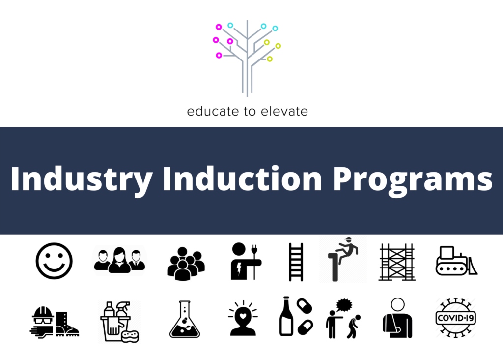 Industry Based induction Programs